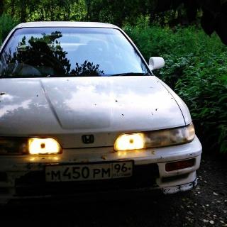 Восстановление двигателя и снижение расхода топлива на 2 литра на Honda Integra 1991 г.в.