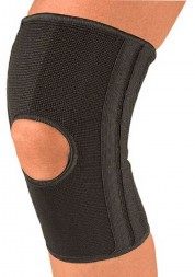 Бандаж на колено MUELLER 427 KNEE STABILIZER ELASTIC OPEN PATELLA L/XL