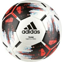 Мяч  TEAM Match Ball     WHITE/BLACK/SOLRED/B CZ2235